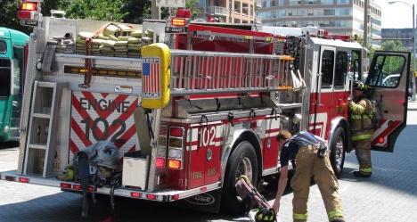 VirginiaFirefighters com - Virginia Fire Department Scanner