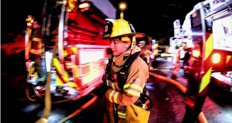 VirginiaFirefighters com - Virginia Beach Fire Department station